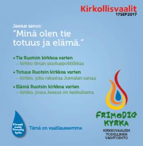Valplattform finska
